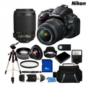 15-Piece Set: Nikon D5100 16