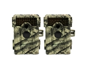 2 Moultrie M-990i Digital Hunting Trail Camera 10 MP No Glow LED