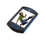 4 GB MP Player With Camera Blue