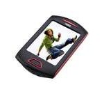 4 GB MP Player With Camera Red