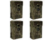 4 Moultrie M-880i Digital Hunting Trail Cameras 8