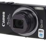 Canon ELPH 340 HS 9344B001 Digital Camera