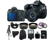 Canon EOS 60D 18 MP CMOS Digital SLR Camera with 3.0-Inch LCD and 18-135mm f/3.5-5