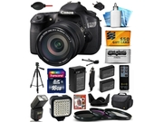 Canon EOS 60D 18 MP CMOS Digital SLR Camera with EF-S 18-200mm f/3.5-5