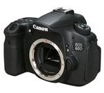 Canon EOS 60D 18MP CMOS Digital SLR Camera - Body Only
