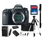 Canon EOS 6D 20.2 MP CMOS Digital SLR Camera with 3