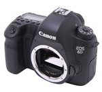 Canon EOS 6D (8035B002) Black Digital SLR Camera - Body Only
