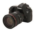 Canon EOS 6D (8035B009) Black Digital SLR Camera with EF 24-105mm IS Lens