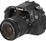 Canon EOS 70D (8469B009) Black Digital SLR Camera with 18-55mm STM f/3.5-5