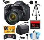 Canon EOS 7D 18 MP CMOS Digital SLR Camera with 28-135mm f/3.5-5