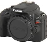 Canon EOS Rebel SL1 (8575B001) Black Digital SLR Camera - Body Only