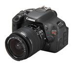 Canon EOS REBEL T3i Digital SLR Camera with 18-55mm IS II Lens