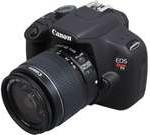 Canon EOS Rebel T5 9126B003 Black 18
