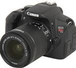 Canon EOS Rebel T5i (8595B003) Black Digital SLR Camera with 18-55mm IS STM Lens