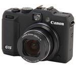 Canon PowerShot G15 6350B001 Black Approx. 12