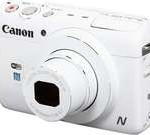 Canon PowerShot N100 9169B001 White 12