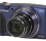 FUJIFILM FinePix F900EXR 16316451 Indigo Blue 16 MP 25mm Wide Angle Digital Camera HDTV Output