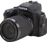 FUJIFILM FinePix HS50EXR 16286412 Black 16 MP 24mm Wide Angle Digital Camera HDTV Output