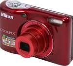 Nikon COOLPIX L30 26438 Red 20
