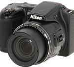 Nikon COOLPIX L820 26402 Black 16 MP Digital Camera