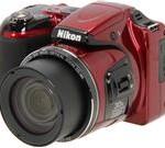 Nikon COOLPIX L820 26403 Red 16 MP Wide Angle Digital Camera