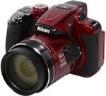 Nikon COOLPIX P600 26463 Red 16