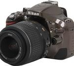 Nikon D5200 (1511) Bronze Digital SLR Camera with 18-55mm VR Lens Kit