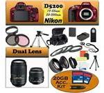 Nikon D5200 24