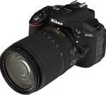 Nikon D5300 13303 Black Digital SLR Camera with 18-140mm Lens