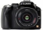 Panasonic DMC-G5KK-R 16MP Compact System Camera