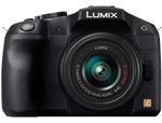 Panasonic DMC-G6KK-R Compact Camera System