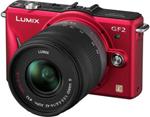 Panasonic DMC-GF2CR Lumix Digital Camera