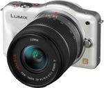 Panasonic DMC-GF3KW-R Lumix Digital Camera