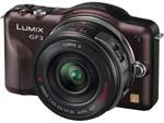 Panasonic DMC-GF3XT Lumix Digital Camera