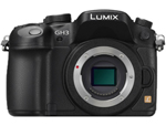 Panasonic DMC-GH3KBODY Compact Camera System