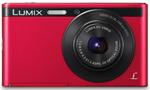 Panasonic DMC-XS1R-R Super Slim Pocket Camera