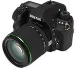 PENTAX K-3 15541 Black Digital SLR Camera w/ DA 18-135mm WR Lens