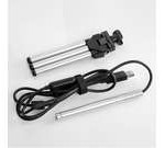 Silver Mini Portable 200x USB Digital Microscope Magnifier Endoscope Otoscope Camera with 2 Mega MP For Windows 7, XP, Vista, Linux, Apple Mac