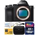 Sony a7R Full-Frame 36