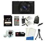 SONY DSC-RX100 RX100 RX100B DSCRX100 20.2 MP Exmor CMOS Sensor Digital Camera with 3