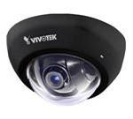 Vivotek FD8136 1 MP Ultra-Mini Dome IP Camera (Black)