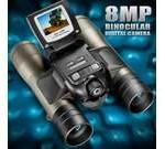 Barska AH11410 8X32 Point N View Binocular Camera, 8.0MP, 1