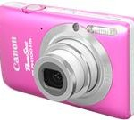 Canon Elph 100 HS Pink 12