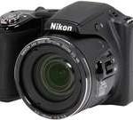 Nikon COOLPIX L830 26439 Black 16 MP Digital Camera HDTV Output