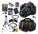 Nikon D3200 24.2 MP CMOS Digital SLR Camera (Black) with 18-55mm f/3.5-5