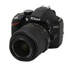 Nikon D3200 Black 24