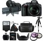 Nikon D5300 24.2 MP Digital SLR Camera with 18-140mm f/3.5-5