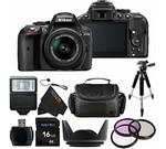 Nikon D5300 24.2 MP Digital SLR Camera with 18-55mm f/3.5-5