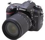 Nikon D7100 (1515) Black Digital SLR Camera with 18-105mm VR Lens