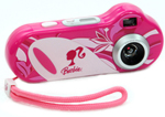 Oregon Scientific DCA68 Barbie Digital Camera